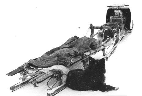 Peltipailakka eli moottorikelkka