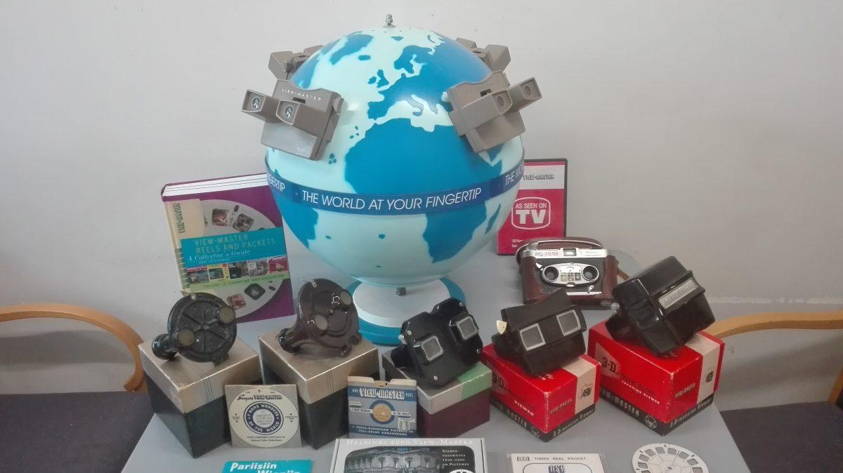 View-Masterilla maailman ympäri