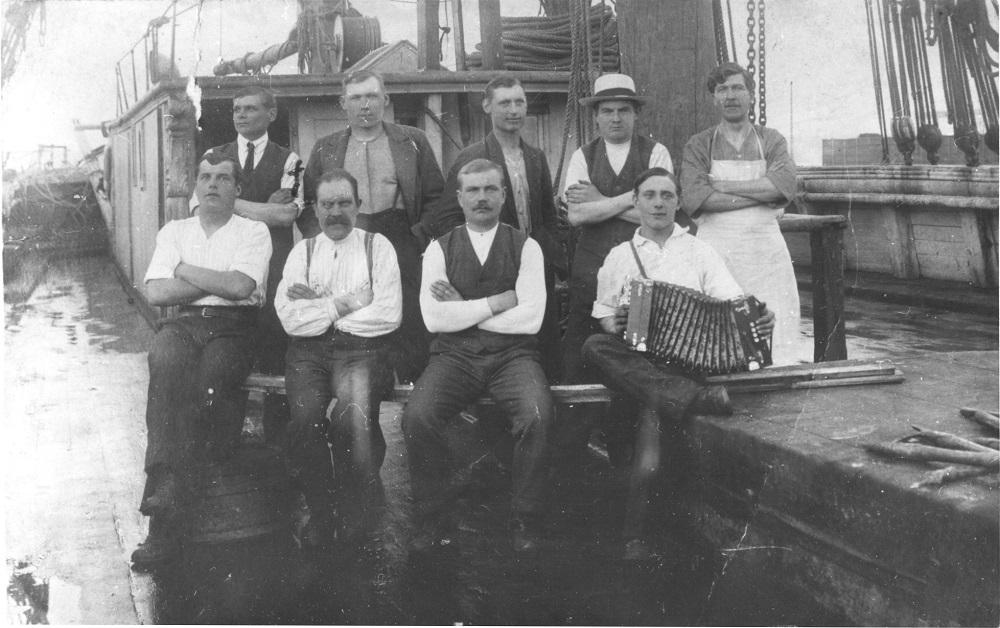 Kapina merellä – laivayhteisö muutoksessa 1920–1930 -luvuilla