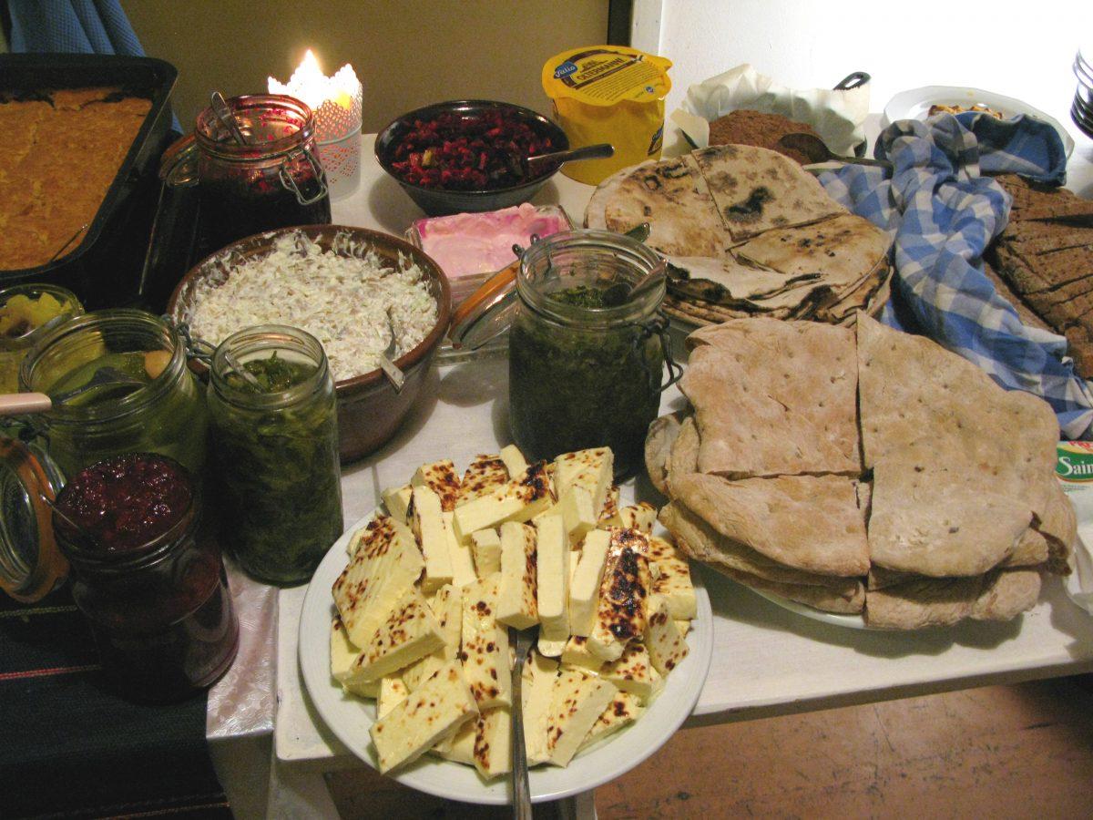 Herrain joulu, talonpojan kekri – maalaisyhteisön satovuoden päättymisjuhla